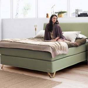 2-Sleep Jensen bed supreme-kontinental