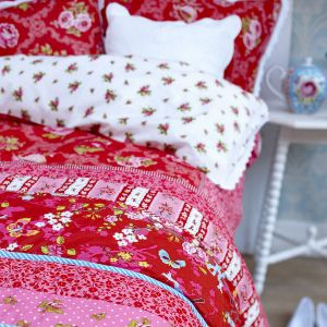 2-Sleep lakens pip-studio-flower-harmony-quilted-bedspread