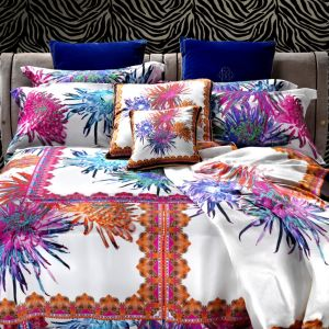 Roberto Cavalli-Multiflora letto 2-Sleep