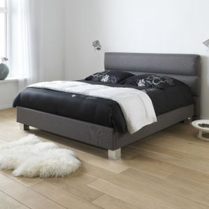 Tempur Prestige bed lederlook